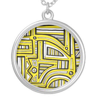 Dynamic Achievement Charming Effortless Round Pendant Necklace