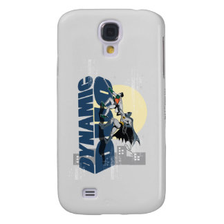 Dynamic Duo Graphic 2 Galaxy S4 Case