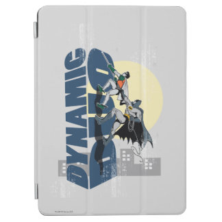 Dynamic Duo Graphic 2 iPad Air Cover