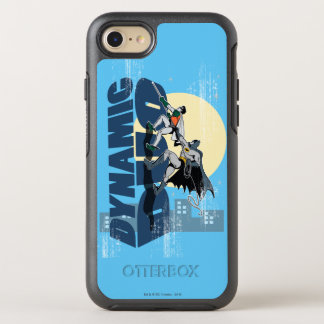 Dynamic Duo Graphic 2 OtterBox Symmetry iPhone 8/7 Case