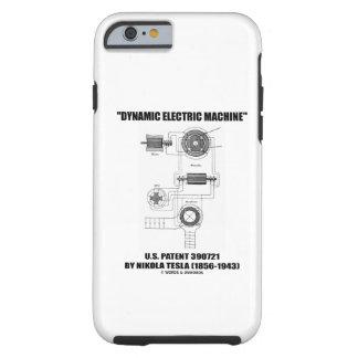 Dynamic Electric Machine US Patent by Nikola Tesla Tough iPhone 6 Case