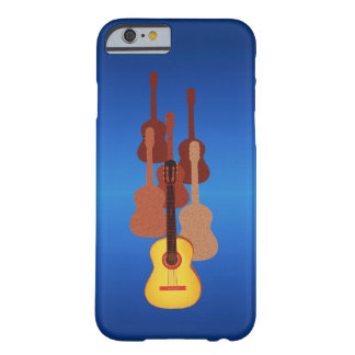 Dynamic Guitars Barely There iPhone 6 Case