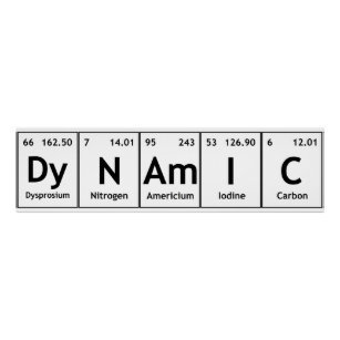 chemistry elements words periodic table posters prints zazzle uk