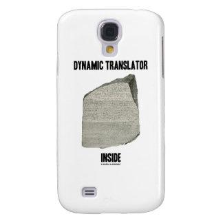Dynamic Translator Inside Rosetta Stone Samsung Galaxy S4 Cases
