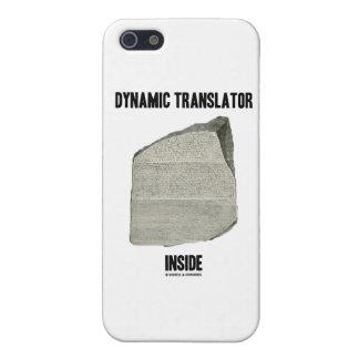Dynamic Translator Inside Rosetta Stone iPhone 5 Case