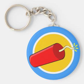 Dynamite keychain