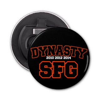 Dynasty Giants Bottle Opener gift