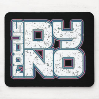 DYNO Dark logo Mouse Pad