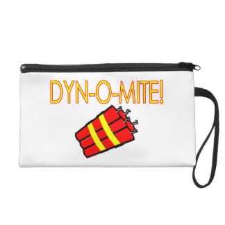 Dynomite Dynamite Wristlet