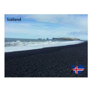 Dyrhólaey, Iceland Postcard