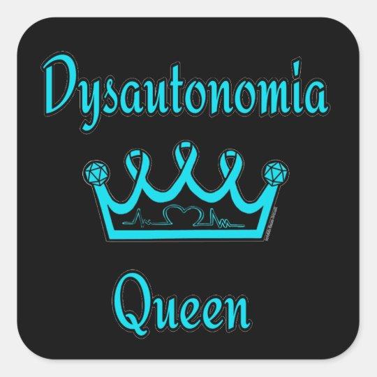 Dysautonomia Queen Square Sticker