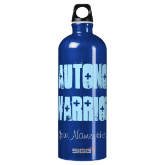 Dysautonomia Warrior (personalized) SIGG Traveller 1.0L Water Bottle