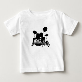 Dyslexic humour baby T-Shirt