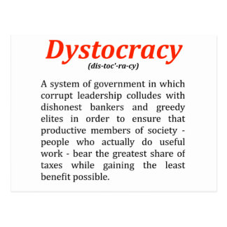 dystocracy2 png post card