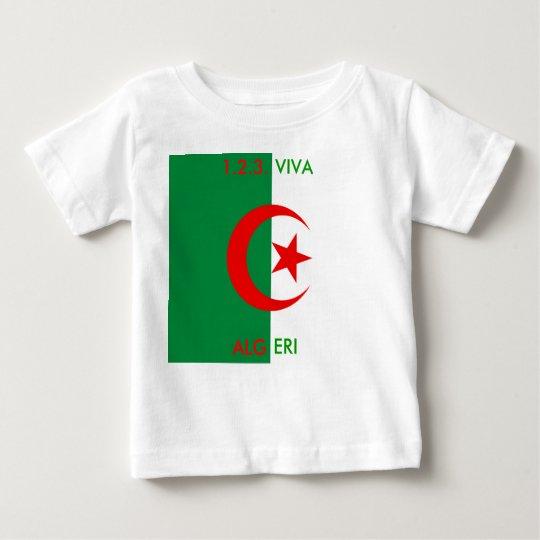 dz, 1.2.3., ALG, VIVA, ERI Baby T-Shirt