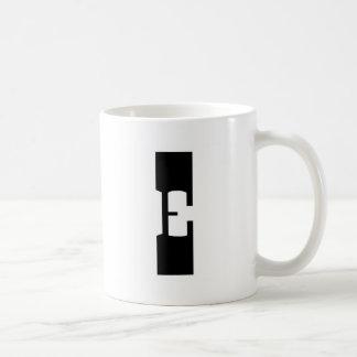 E1 COFFEE MUG