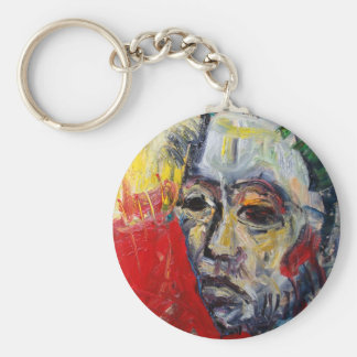 e308 - FORGET MY NAME Basic Round Button Key Ring