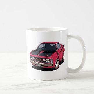 E38 Valiant Charger - Charlie Basic White Mug