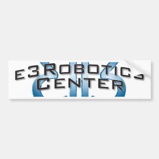E3 Robotics Swag Bumper Sticker