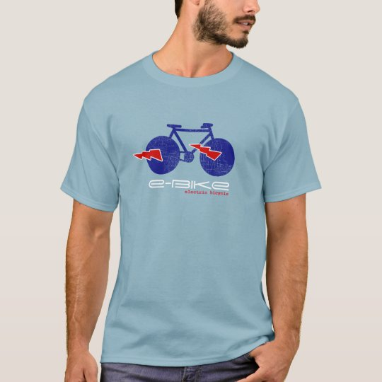 e-bike, electric-bicycle T-Shirt