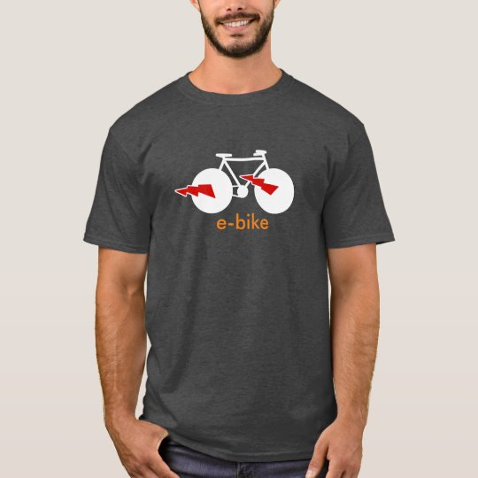 e-bike / electric-bike T-Shirt