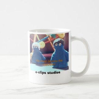 e-clips studios Back in Time mug