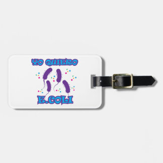 E.Coli is your Friend Luggage Tag