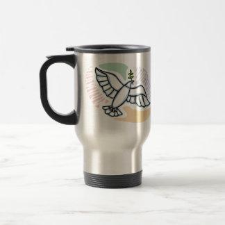 E - Dove of Peace Mug