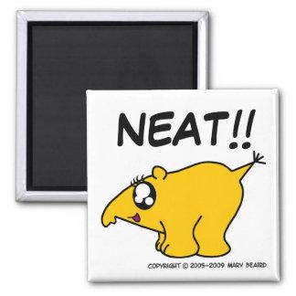 """e.e.h.r...? Keanu """"Neat!!"""" magnet"""