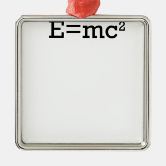 e equals mc sqaured.png Silver-Colored square decoration