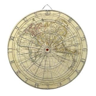 E. Hemisphere. 2 Dartboard