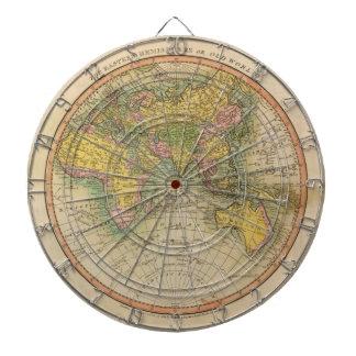 E. Hemisphere. Dartboard