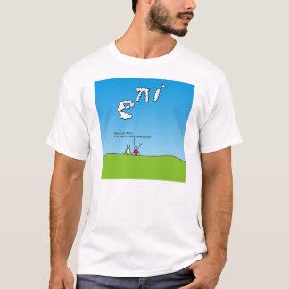 e^(i. pi) T-Shirt