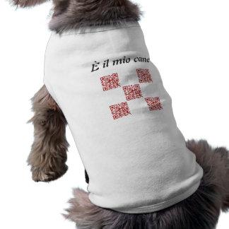 È il mio cane Personalized Shirt