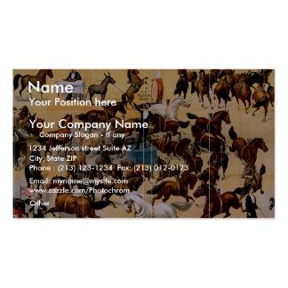 E.K.Crocker's Business Card Template