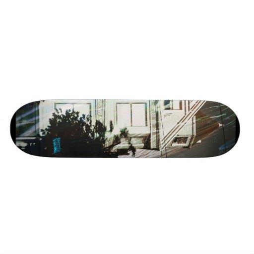 E-Lectric Hawse of Brown Skateboard Decks