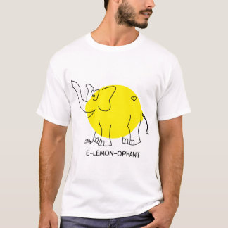 E-lemon-ephant T-Shirt