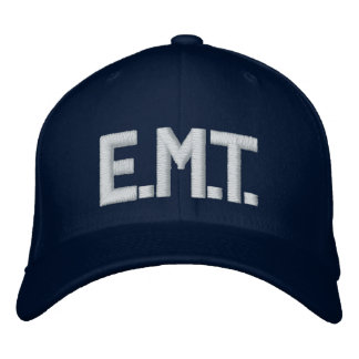 E.M.T. Flex fit hat Embroidered Hat