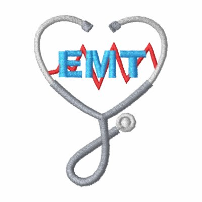 E M T Logo Jackets