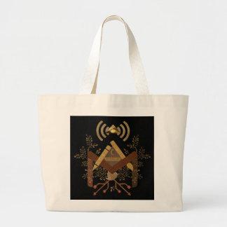 e-Mason 2014 Large Tote Bag