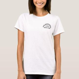 E MB Reunion 1302 Women's White T-shirt
