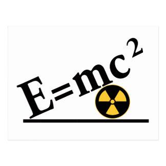 E=mc2 Again Postcards