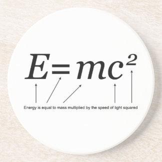 E=MC2 Theory of Relativity Coaster