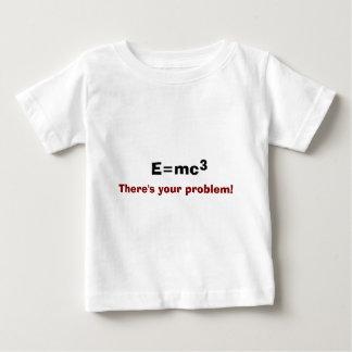 E=mc3 Baby T-Shirt