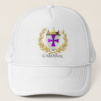 E.O.C CARDINAL WHITE CAP