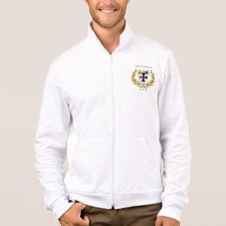 E.O.C crest (new) white jacket