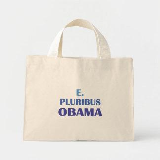 E. Pluribus Obama Bag