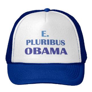 E. Pluribus Obama Cap