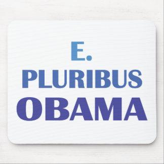 E. Pluribus Obama Mouse Pad