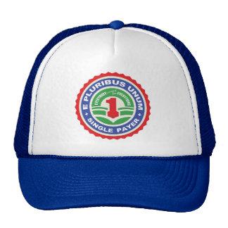 E Pluribus Unum Payer Trucker Hat